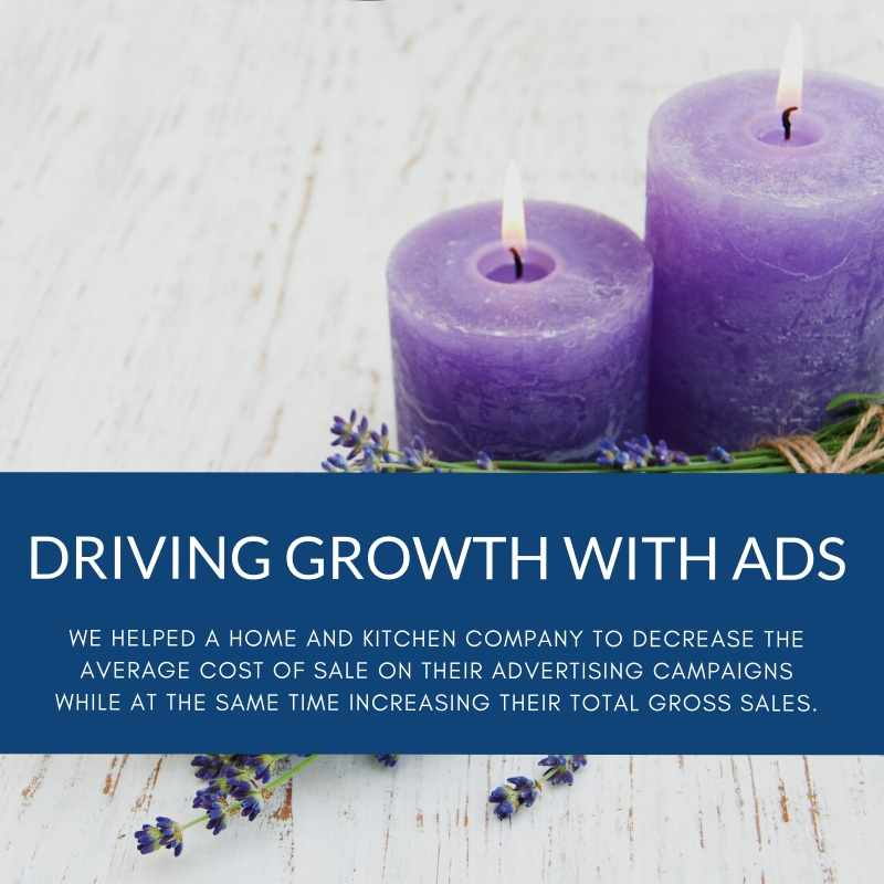 driving Amazon growth with ads